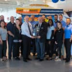 Sunrise Chevrolet Earns the 2018 Mark of Excellence Award