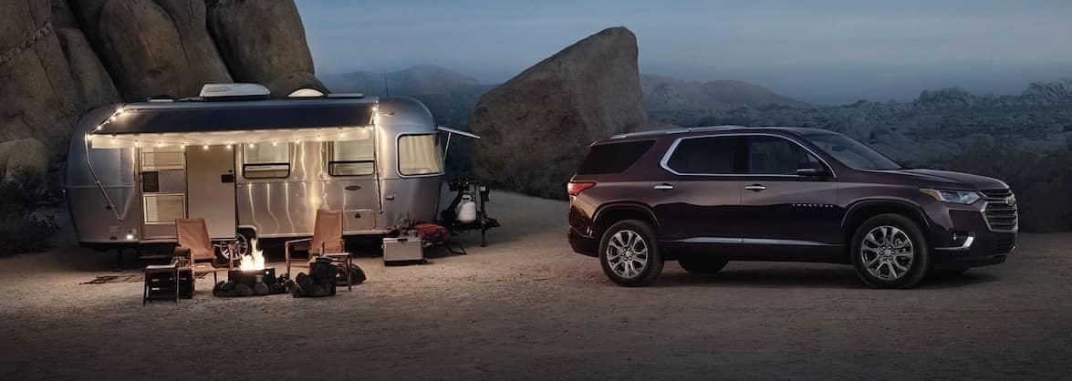 2019 Chevy Traverse Towing Capacity Sunrise Chevrolet