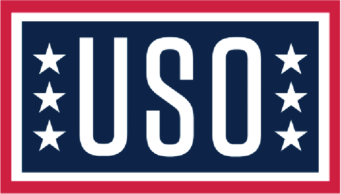 proud sponsor of the USO