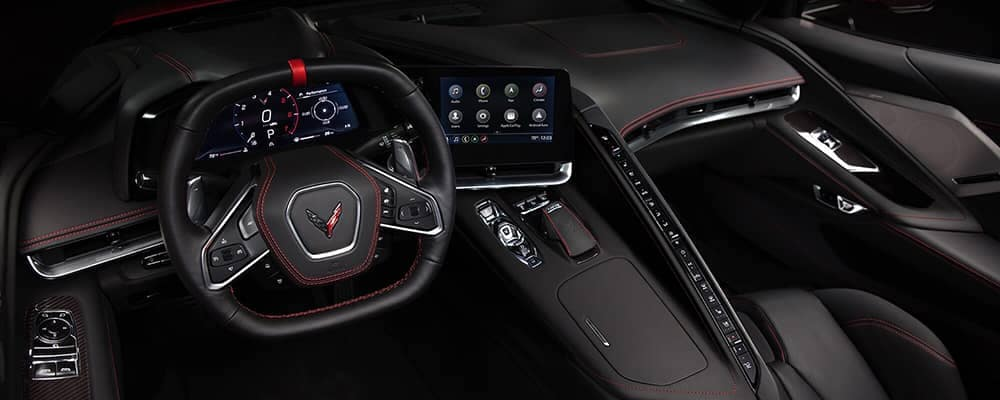 2020 Chevrolet Corvette Interior Driver View
