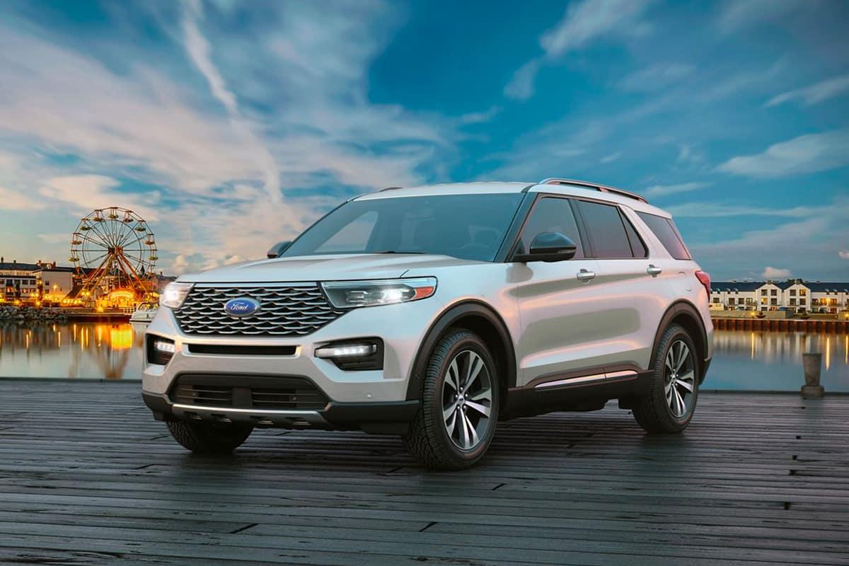 Chevrolet Tahoe Vs Ford Explorer