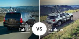 Chevy Tahoe Vs. GMC Yukon: Big SUVs Siblings Battle it Out
