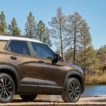 2021 Chevy Trailblazer Towing Capacity