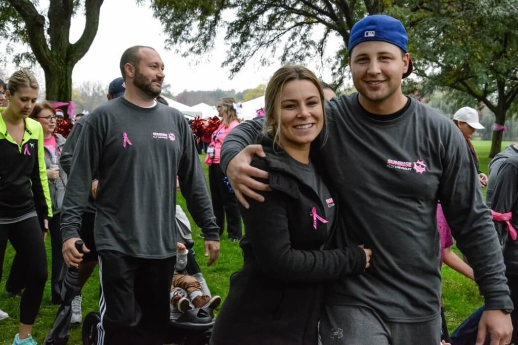 Cantigny breast cancer walk-8090