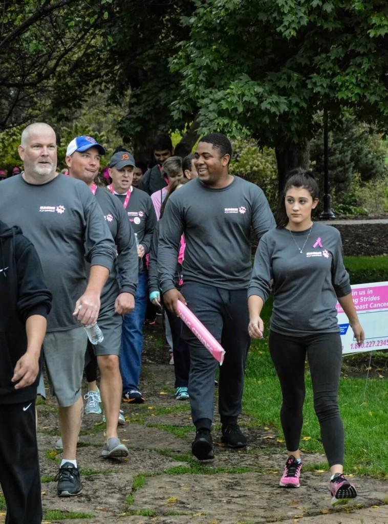 Cantigny breast cancer walk-8185