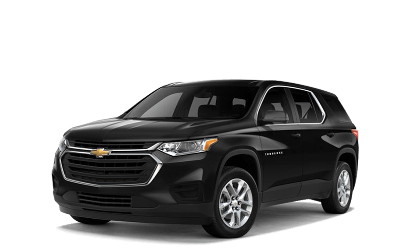 2018 Chevrolet Traverse Header