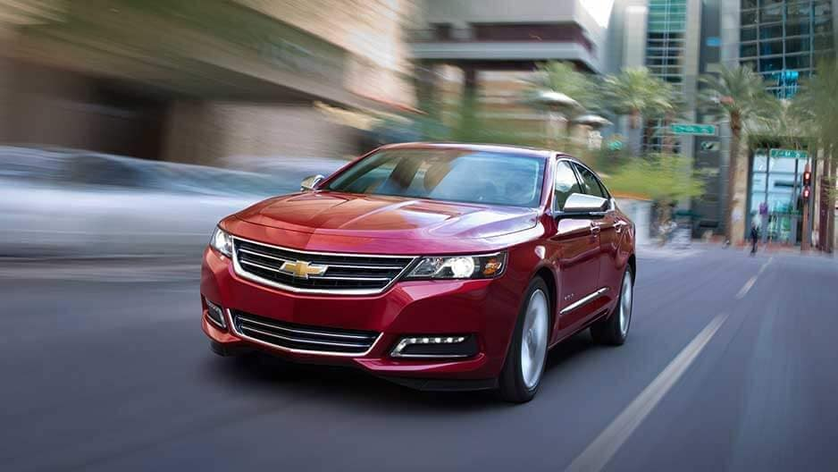 Performance Features of the New Chevrolet Impala at Garber in Chicago, IL