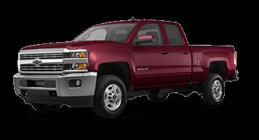 Chevrolet Silverado HD