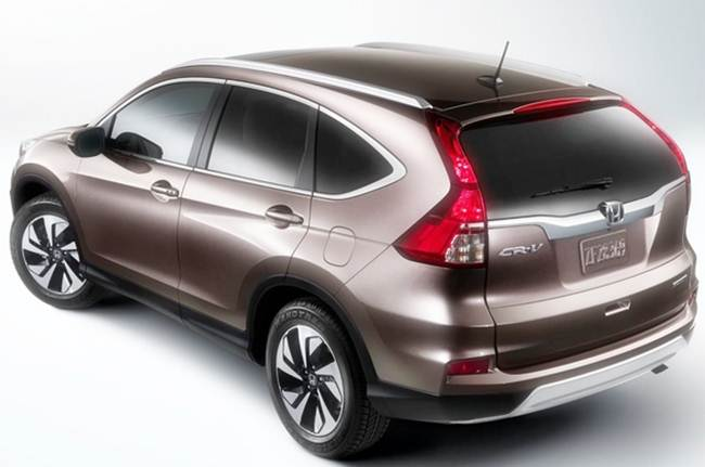 The 2018 honda crv gets excellent upgrades for Honda crv 2018 lease