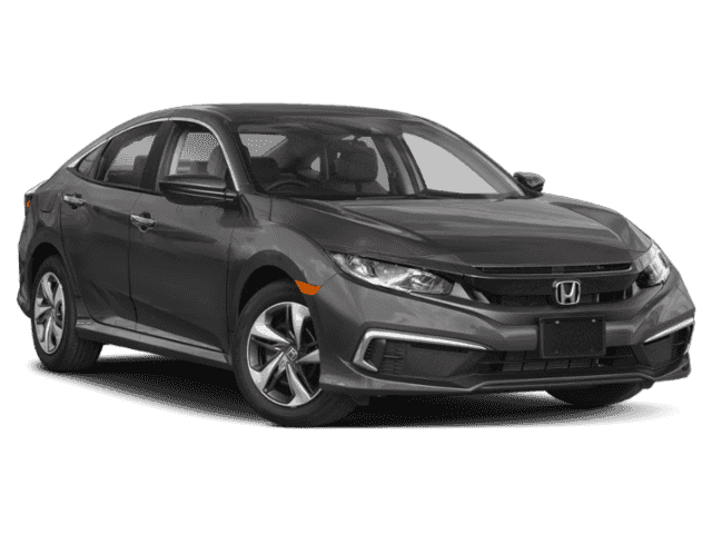 2019 Honda Civic LX Sedan Automatic 2.0L