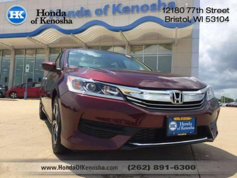 2017 Honda Accord LX Sedan Automatic