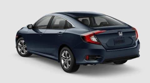 2018 Honda Civic LX Sedan Automatic 2.0L