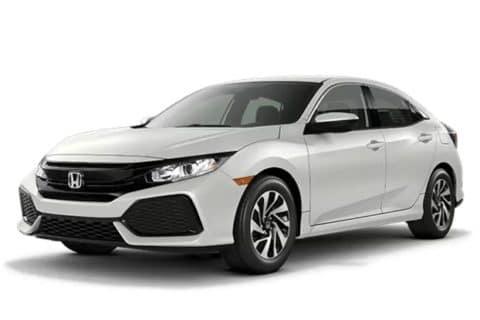 2018 Honda Civic LX HATCHBACK Automatic