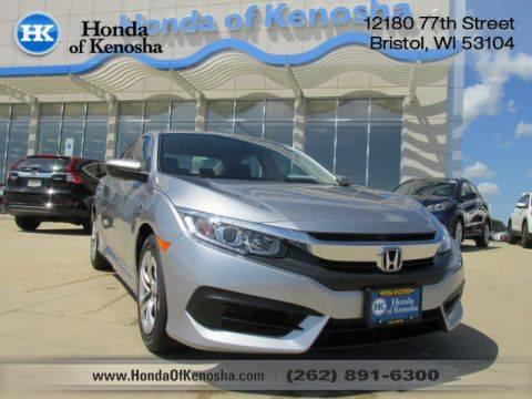 2017 Honda Civic LX Sedan Automatic