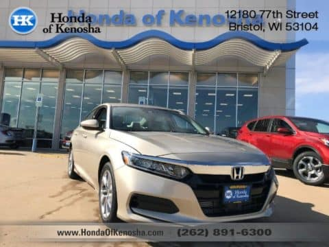 Merveilleux 2018 Honda Accord LX Sedan Automatic
