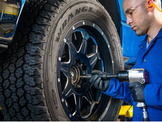 Free Tire Installation at Tacoma Dodge