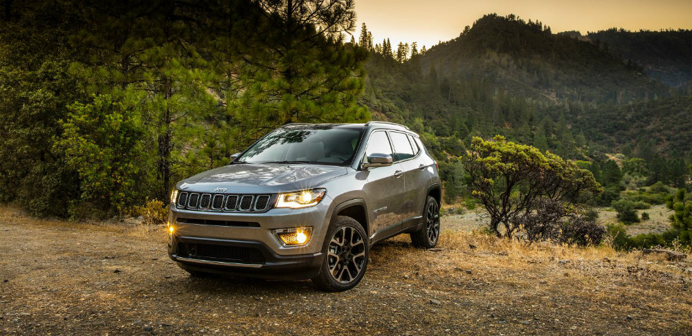 2017 /2018 Jeep Compass Limited at Tacoma Dodge Chrysler Jeep Ram