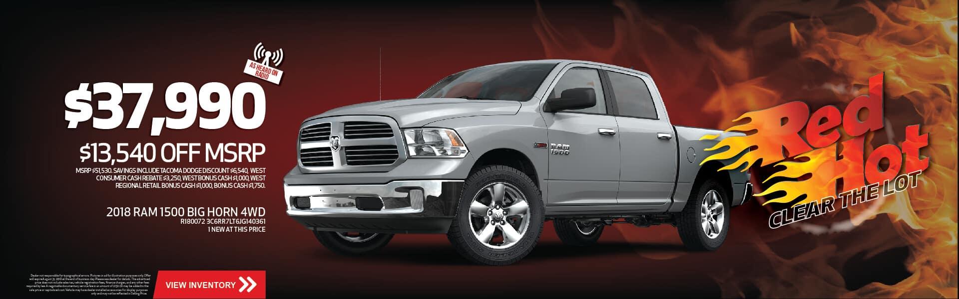 Dodge dealer in tacoma wa tacoma dodge chrysler jeep ram solutioingenieria Choice Image