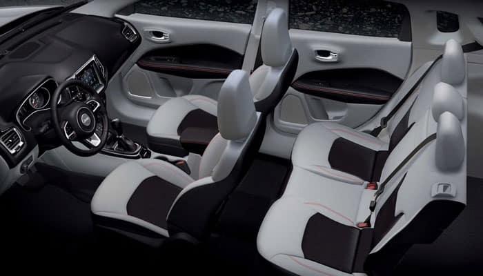2019 Jeep Compass Interior Dimensions