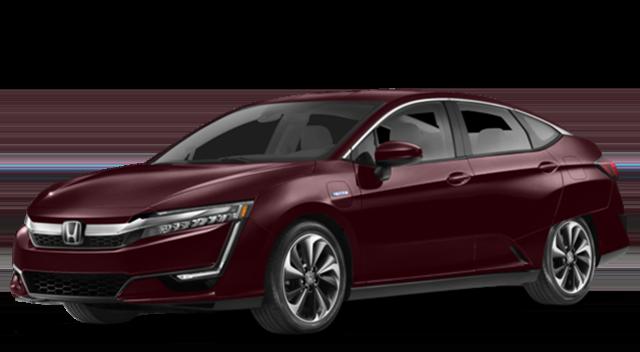2018 Honda Clarity Maroon