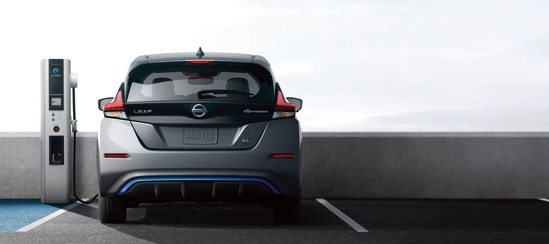 2018 Nissan Leaf Charging