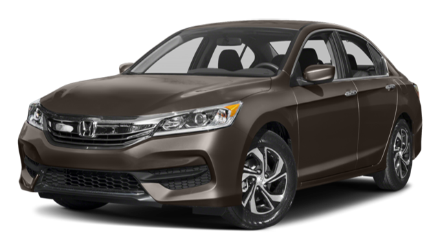 2017 Honda Accord Brown