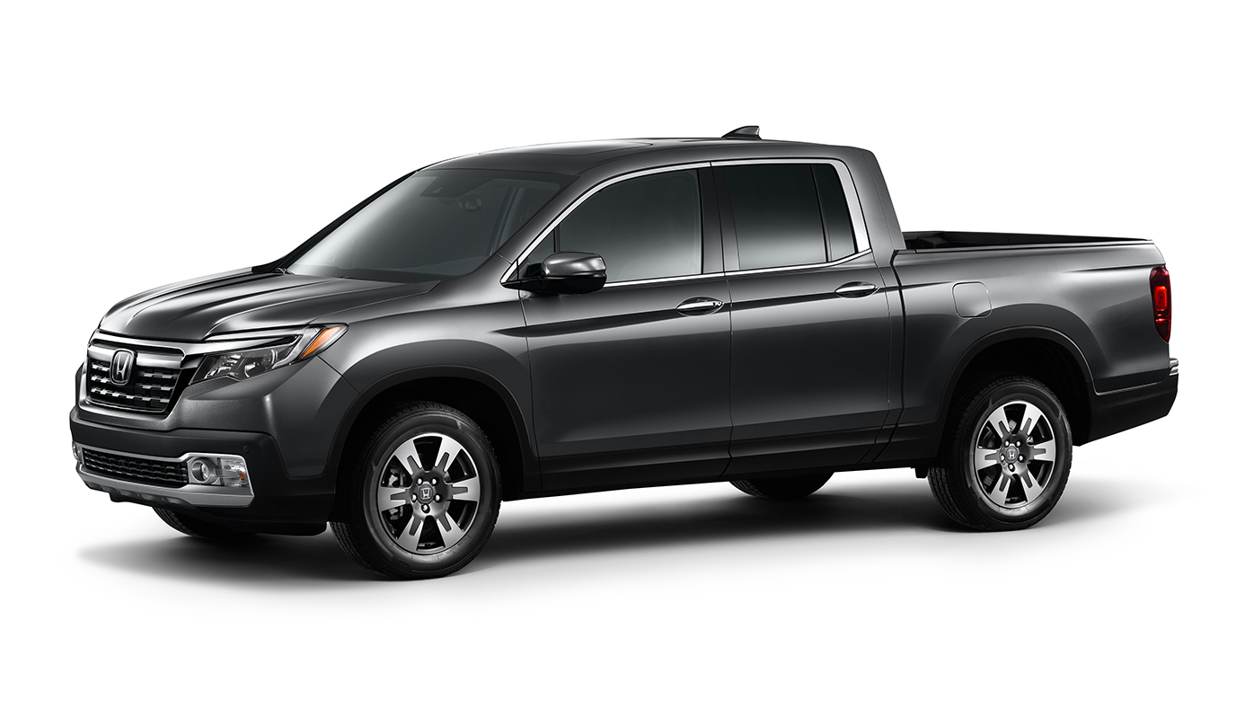 get ready for the 2017 honda ridgeline debut
