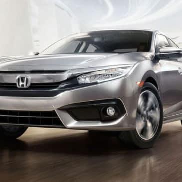2017 Honda Civic Grey