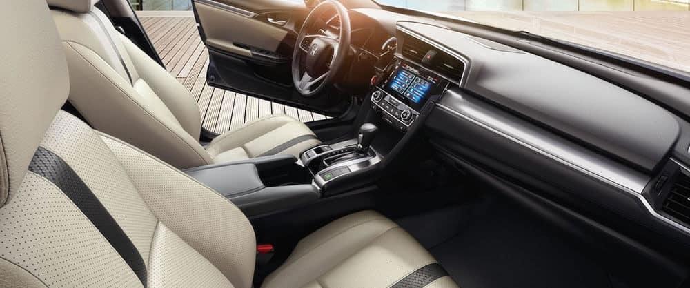 2017 Honda Civic Cabin