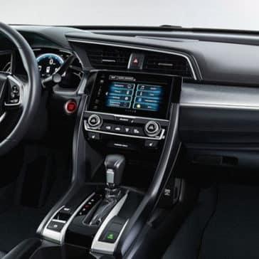 2017 Honda Civic Dash