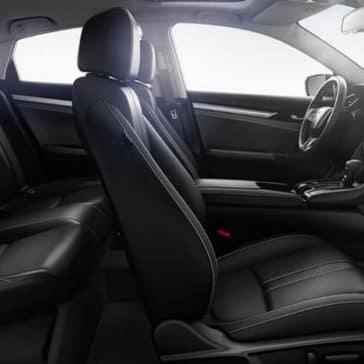 2017 Honda Civic Seats