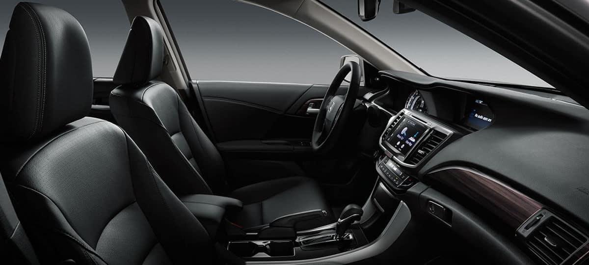 2017 Honda Accord Cabin