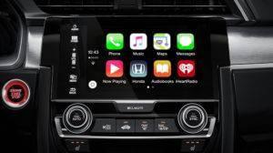 2017 Honda Civic Touchscreen