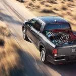 2017 Honda Ridgeline Driving