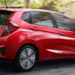 2017 Honda Fit Driving