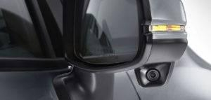 2017 Honda Fit Mirror