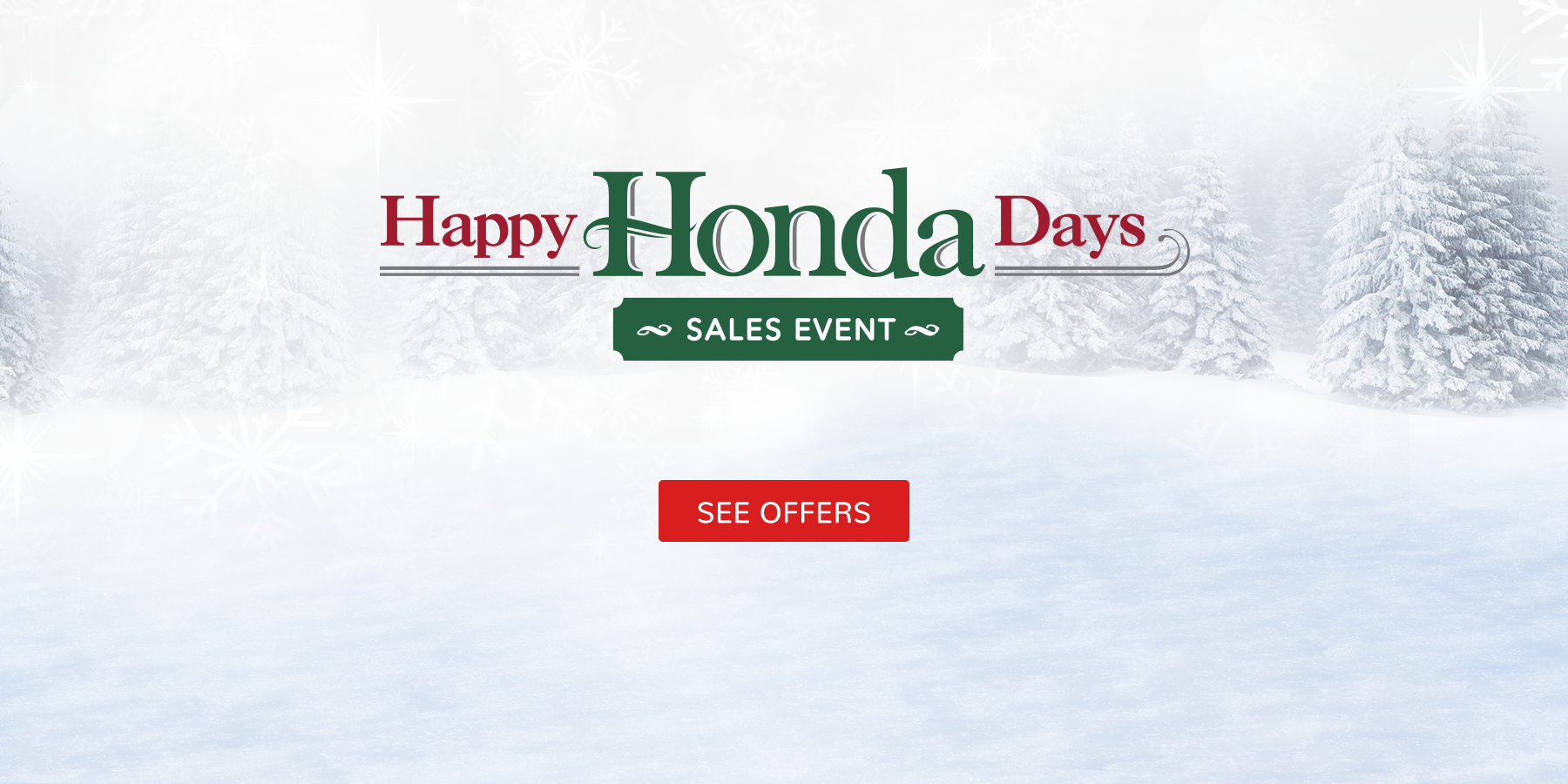 Happy Honda Days Tamaroff Honda