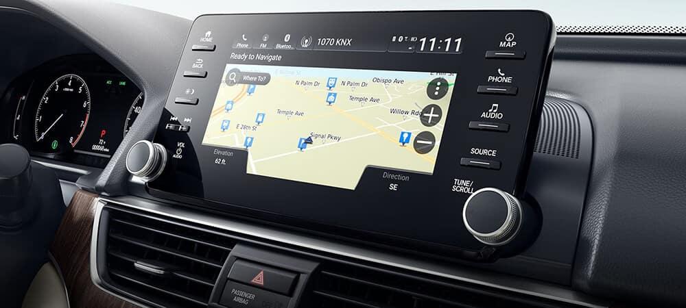 2018 Honda Accord Technology