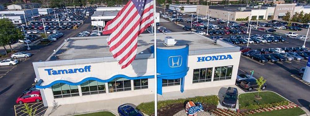 Tamaroff Honda Service >> Find High Quality Cars For Lease In Michigan At Tamaroff Honda