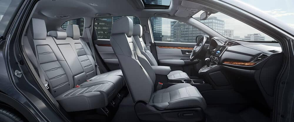 2018 Honda CR-V Seats