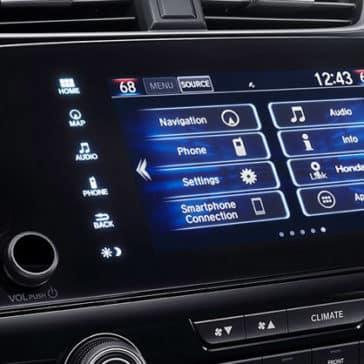2018 Honda CR-V Touchsccreen