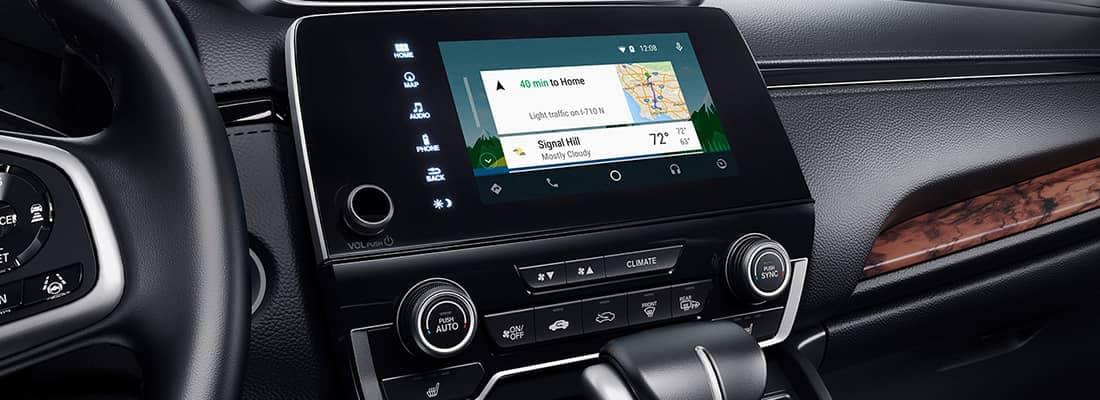 2018 Honda CR-V Touchscreen