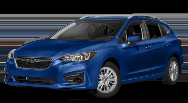 2018 Subaru Impreza Blue