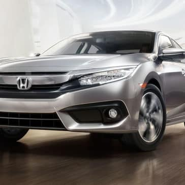 2018 Honda Civic Silver