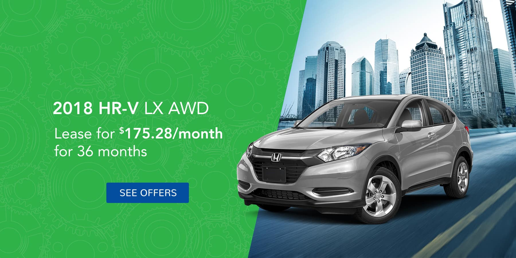 HRV Homepage Offer April