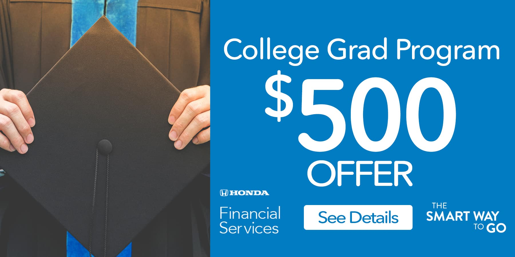 Honda College Grad