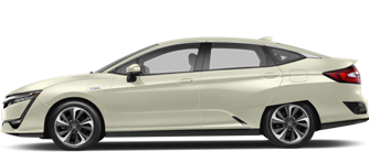 Honda Clarity White