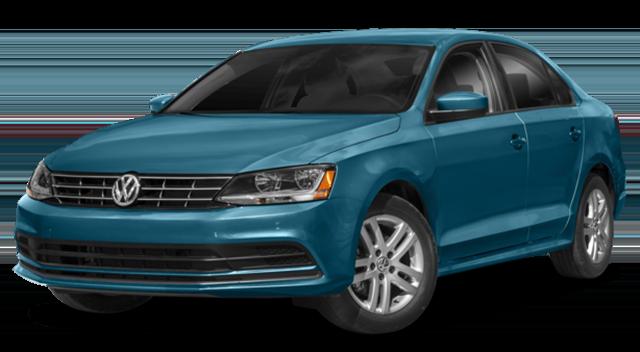2018 VW Jetta Teal