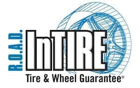 In Tire Logo
