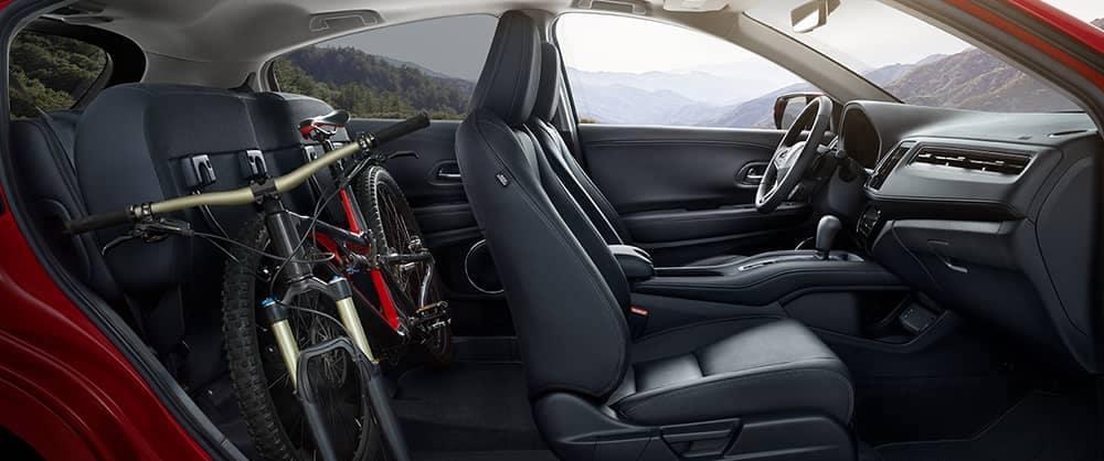 2018 Honda HR-V Space